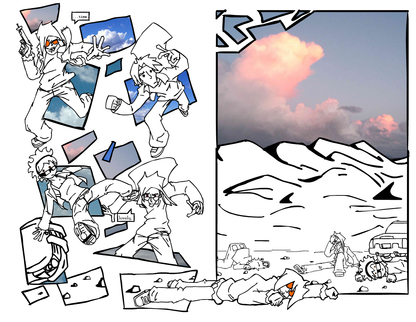 Pages 8 and 9 together at last!